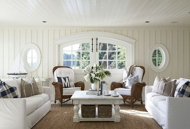 Majas cottage beach cottage inspiration - The writers cottage inspiration by design ...